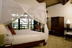 Deluxe Seaview Villa Bedroom