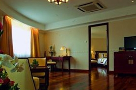 Governor Suite - Living room