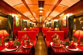 Victoria Train Le Tonkin Restaurant